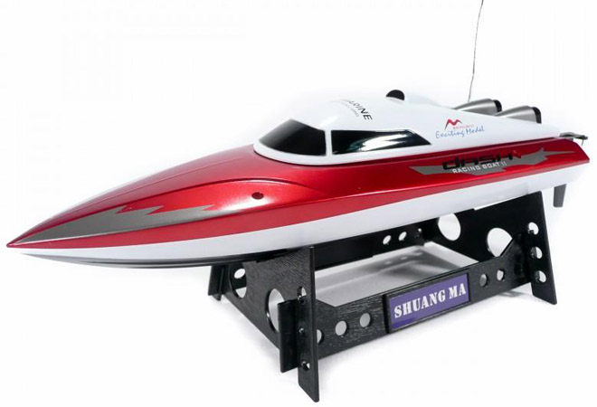 7009 Radio Control High Speed RC Racing Boat 0
