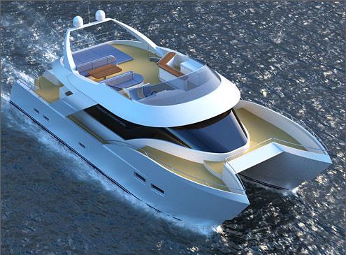 Catamaran 76 B