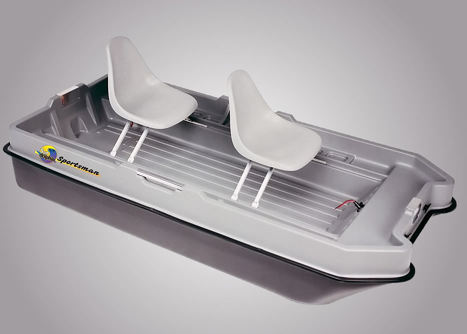 Mini Bass Boat