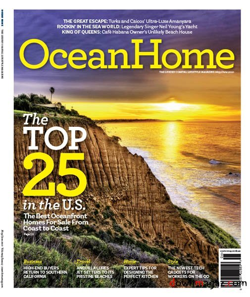 Ocean Home Magazine May June 2010 244429 D