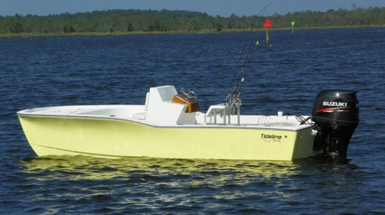Tideline 19 Is A Cool Coastal Cat Boatinglocal Com 244570 560x