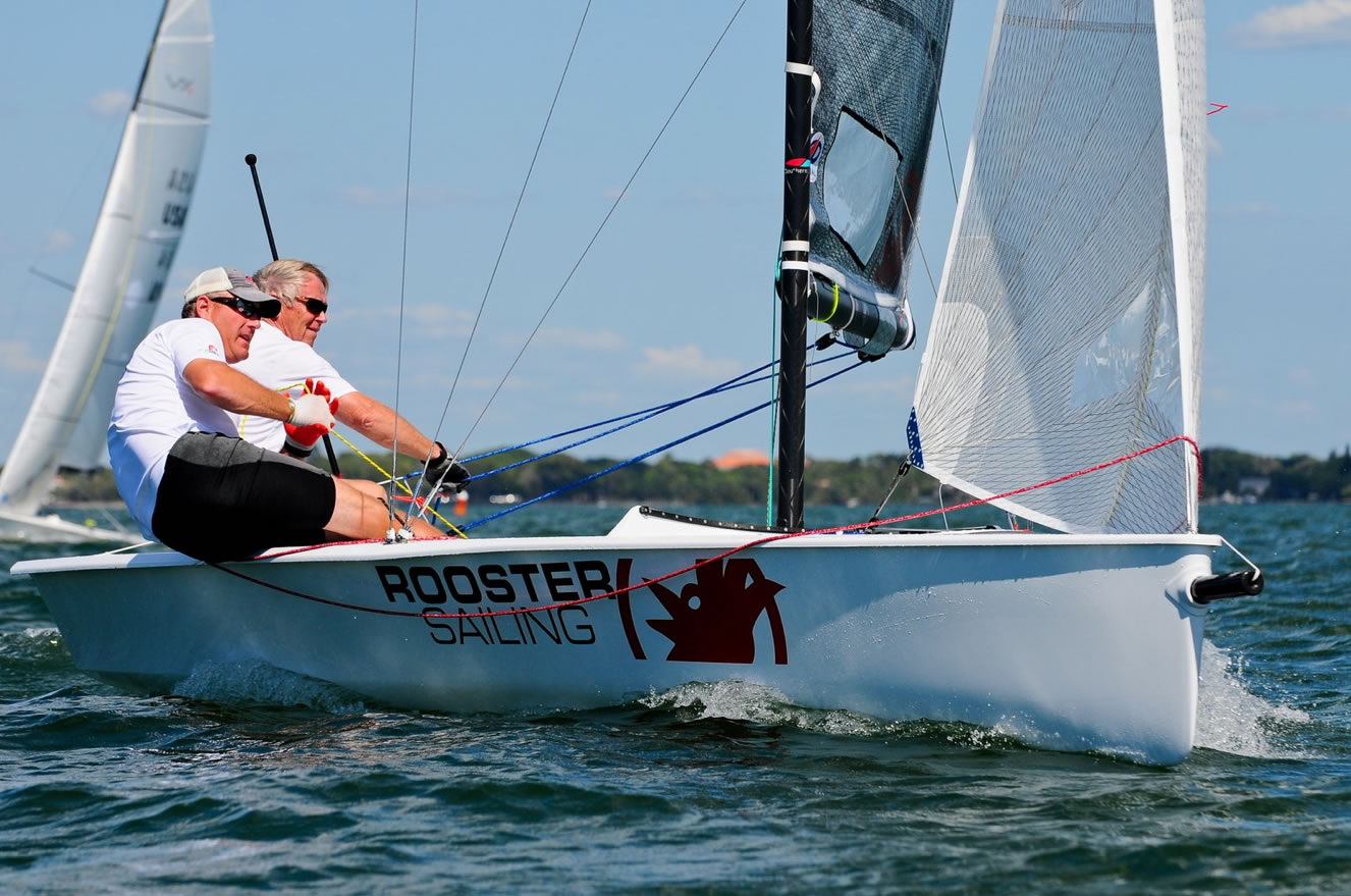 2012 Sailboat Of The Year