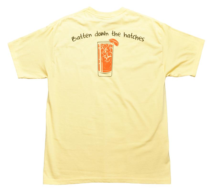 Boater Tshirt