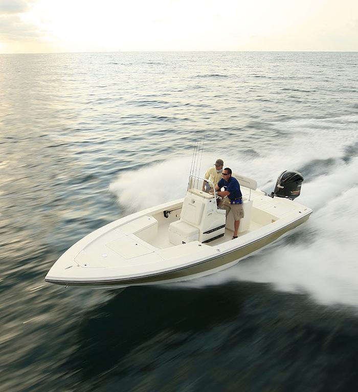 Pathfinder Boat