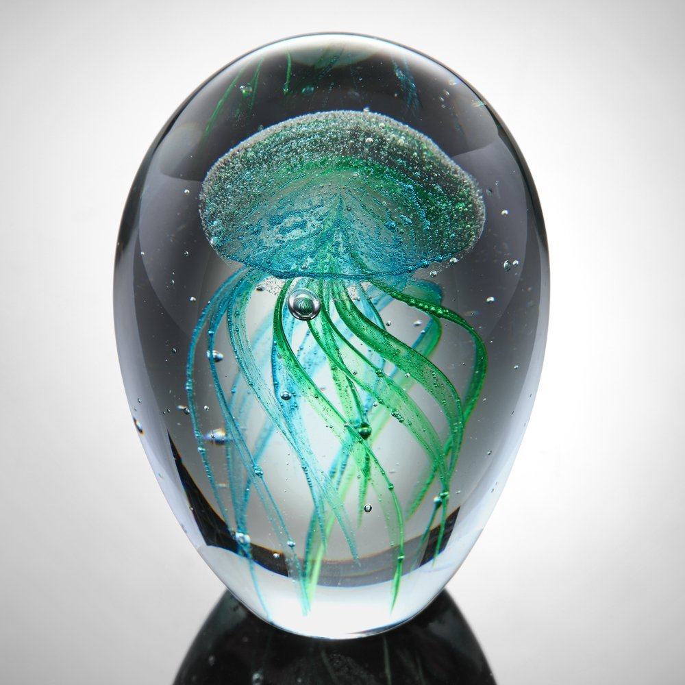 Art Glass Jellyfish