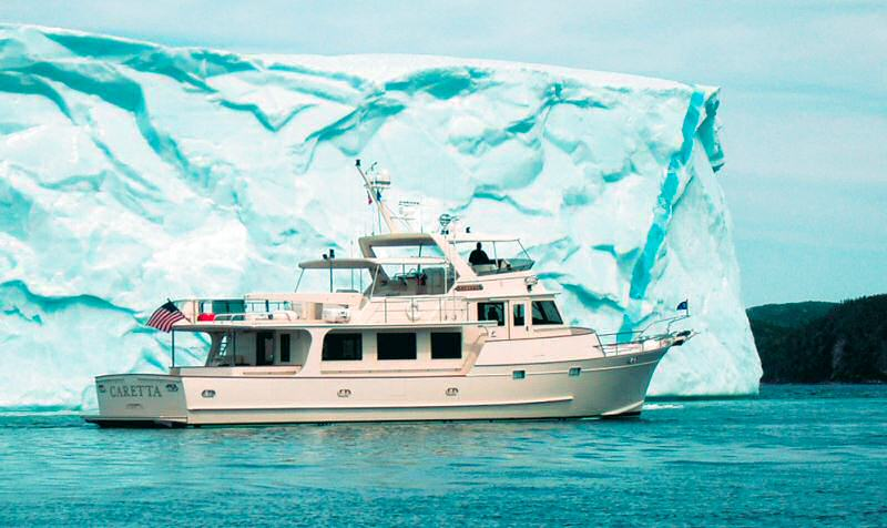 Fleming 75 Yacht