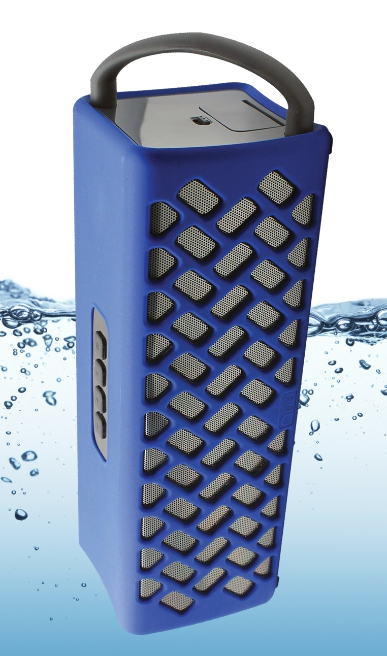 8b9633a0732 Waterproof Bluetooth Speaker