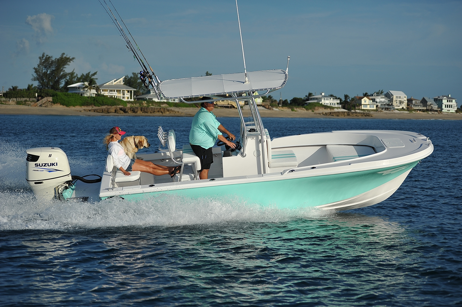 Best 22′ Fishing Boat