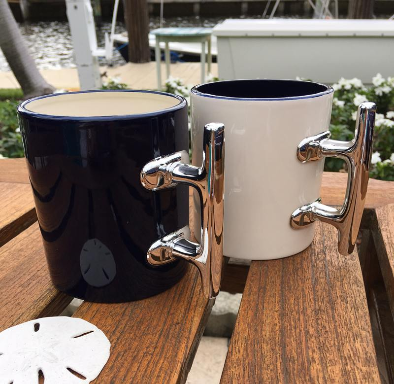 Boat Cleat Mug