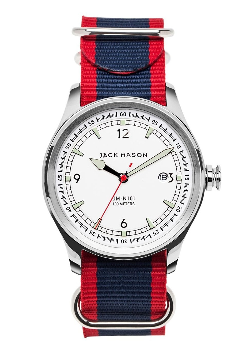 Classic Nautical Watch