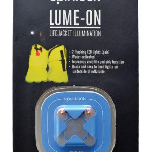 Lume-on Lifejacket Light