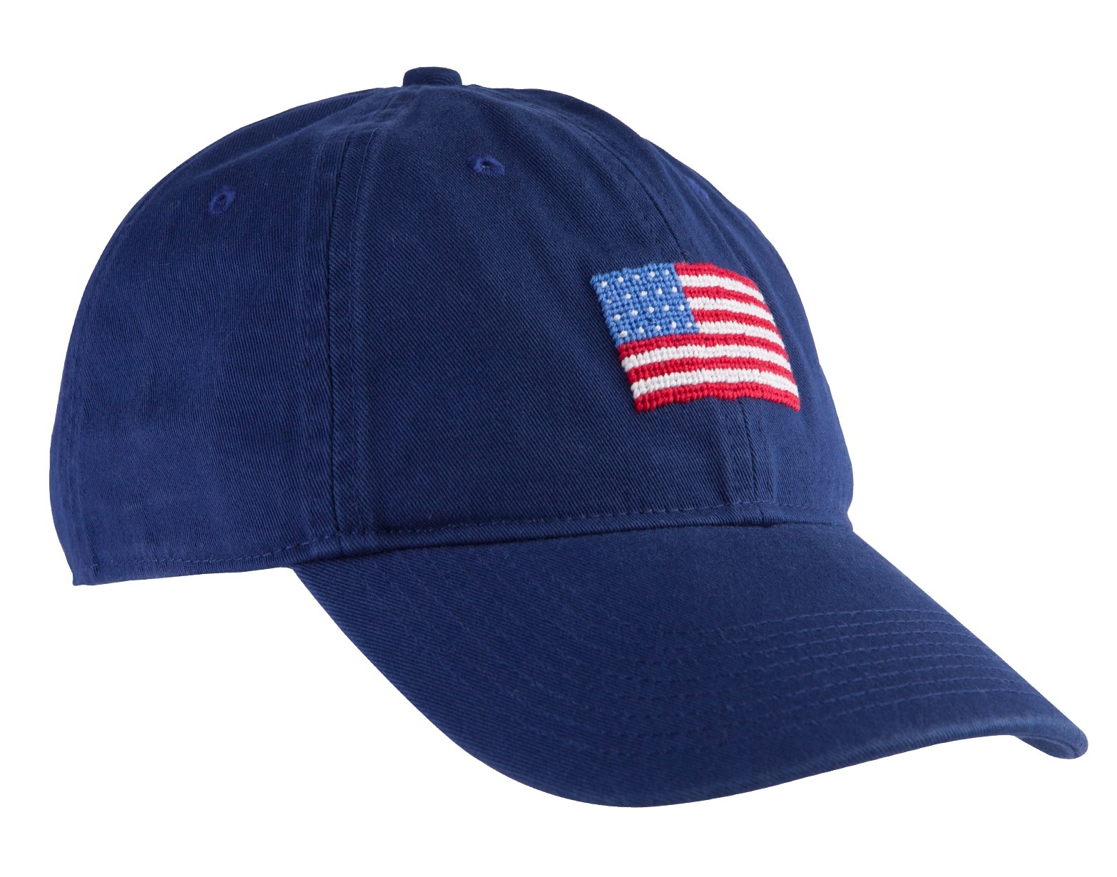 Needlepoint America Hat