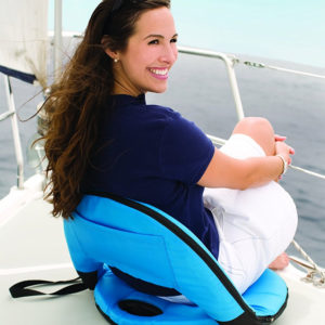 Light Portable Boat Seat