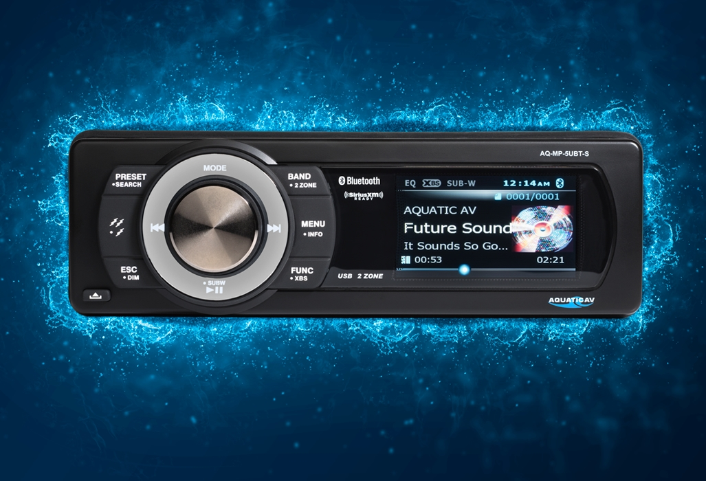 Best Marine Bluetooth XM Stereo