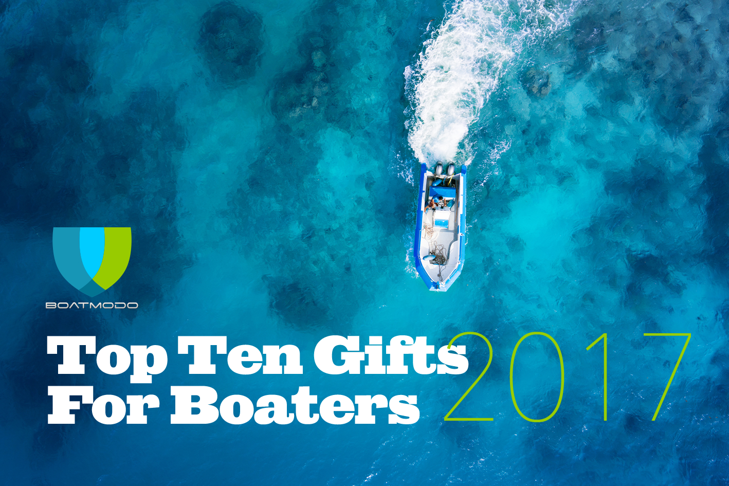 2017 Gifts For Boaters